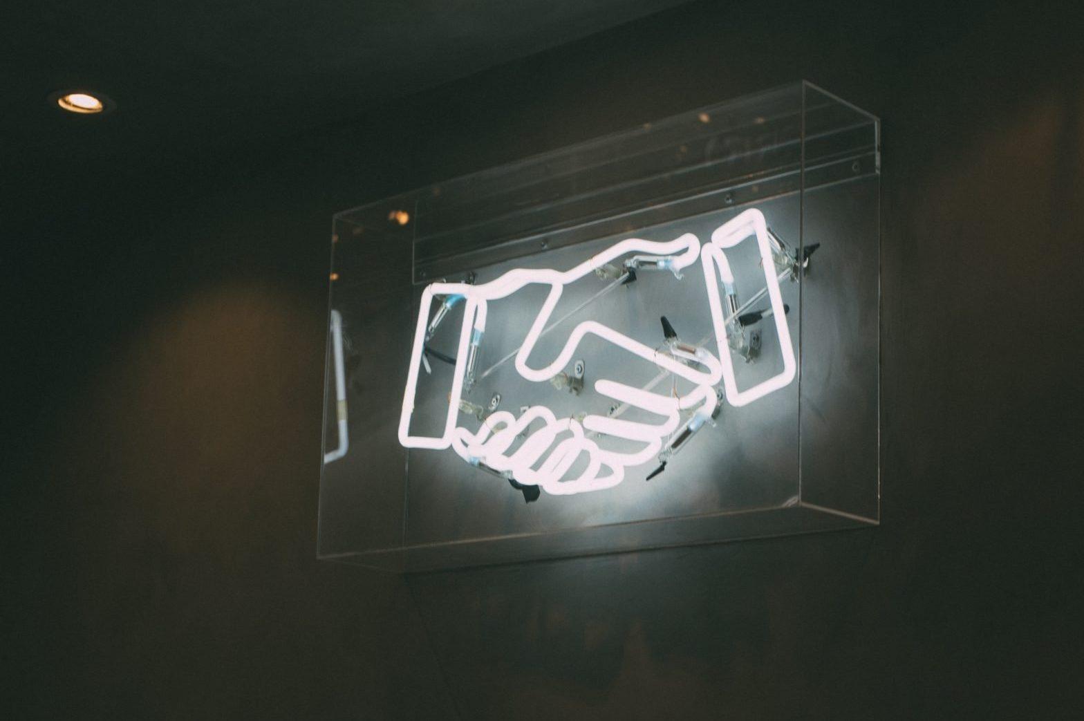 neon-hands
