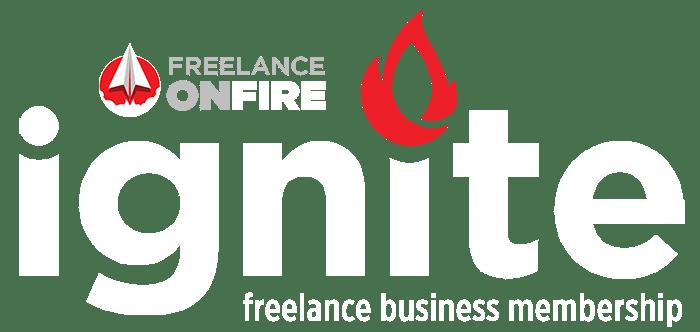 ignite logo cta white